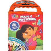 Giddy-up Dora Colour N Carry  Activity Book