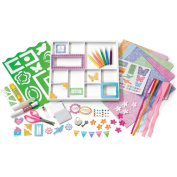 Creativity for Kids Creativity for Kids Scrapbook Shadowbox Kit