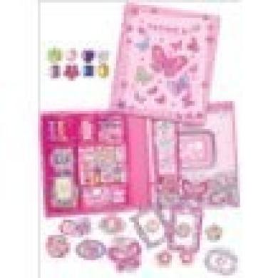 Pecoware / Scrapbook Kit, Fancy Butterflies