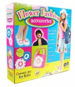 In-Style Flower Fashion Accessories