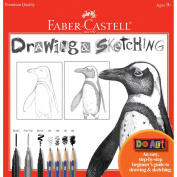 Faber-Castell Do Art Drawing and Sketching Multi-Coloured