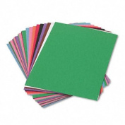 Pacon SunWorks Construction Paper, 30cm by 46cm , 50-Count, Assorted