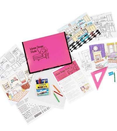 Interior Design Studio Kit