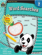 TEACHER CREATED RESOURCES TCR5944 READY SET LEARN WORD SEARCHES GRADE 2