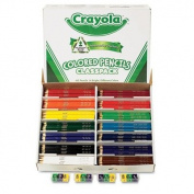 . 688462 - Coloured Woodcase Pencil Classpack, 3.3 mm, 14 Assorted Colours/Set