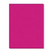 Recycled Eggshell Finish Construction Paper, 76#, 23cm x30cm , Scarlet, 50/Pack PAC103450
