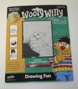 Sesame Street Woolly Willy - Ernie Drawing Fun