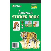 Eureka Animals Sticker Book
