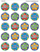 Teacher Created Resources Star Student Stickers, Multi Colour