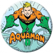 DC Comics Aquaman Button 81083 [Toy]