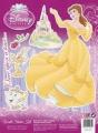 Disney Princess Wall Sticker Kit - Once Upon a Time...