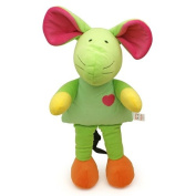 Squeak E. Mouse Learn to Dress Doll