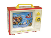 Fisher Price Two Tune TV