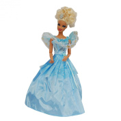 Barbie Doll Dresses - The Princess Collection (3 Dress Set) - DOLLS NOT INCLUDED