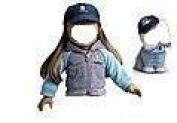 """American Girl """"Jacket & Cap Set"""" for 46cm doll - NO doll or dog-"""