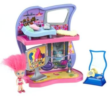 Hasbro - Trollz Pad Media Lounge