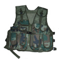 Kids Army Camouflage Assault Vest - Fits Ages 5-13 Yrs