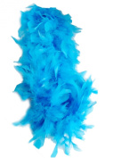 My Princess Academy / Feather Boa, Turquoise