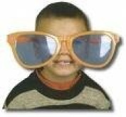 Costumes For All Occasions KB26 Sunglasses Giant