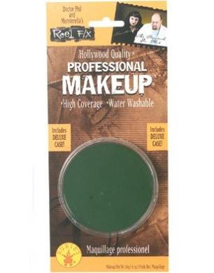 FX Large Round Makeup-Green