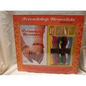 FRIENDSHIP BRACELETS BOOK & KIT