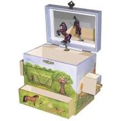 Enchantmints Horse Ranch Music Box