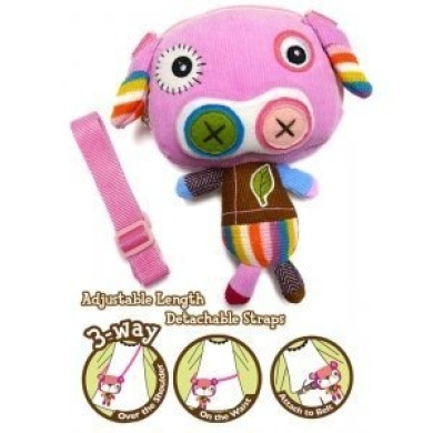 Eco Snoopers - Purse - Bling Bling Pig