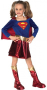 Super DC Heroes Supergirl Child's Costume Small (Size 4-6)
