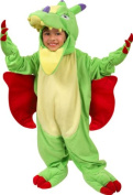 Toddler Plush Dragon Costume