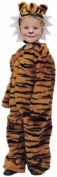 Childs Toddler Plush Tiger Halloween Costume