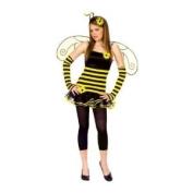 Teen Honey Bee Costume JUNIOR (1 size fits 0-9) - 120103