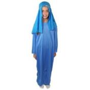 Kids Light Blue Nativity Gown