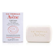 Avene Cold Cream Ultra Rich Cleansing Bar (For Dry & Very Dry Sensitive Skin), 100g/100ml