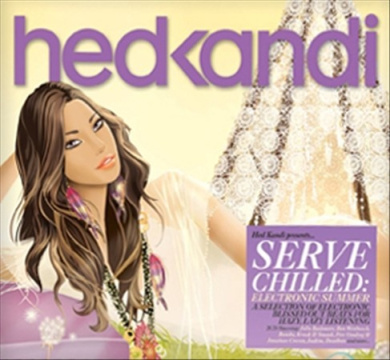 Hed Kandi: Serve Chilled - Electronic Summer [2012]