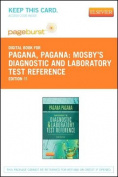 Mosby's Diagnostic and Laboratory Test Reference - Elsevier eBook on Vitalsource