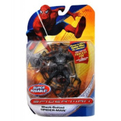 Spiderman Classic Trilogy Heroes Action Figures - Black Suited Spiderman