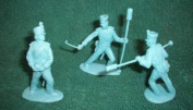 Classic Toy Soldiers Alamo Mexican Set #3 12 figures in 9 poses