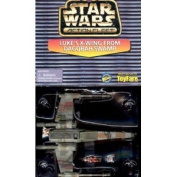 STAR WARS ACTION FLEET X-WING FROM DAGOBAH SWAMP