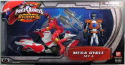 Power Rangers - Operation Overdrive - Mega Cycle Set A