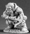 Brock Battlebow Dwarf Ranger Dark Heaven Legends Minature Figures