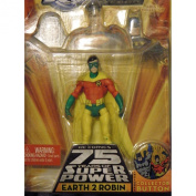 DC Universe Infinite Heroes 75 Years of Super Power Action Figure Robin Earth 2