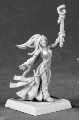 Seoni, Female Iconic Sorceress