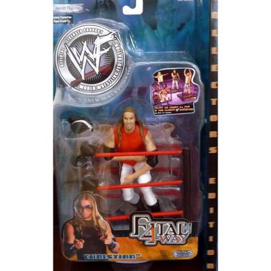 Christian WWE WWF Jakks Pacific Toy Figure Fatal 4-Way 2