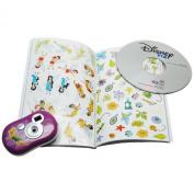 Digital Blue DS24023 Pix Micro Digital Camera Set with Activities Scrapbook - Disney Fairies Tinker Bell