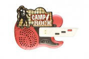 Disney Camp Rock Air Jammerz Guitar in Red