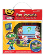 Colorforms Fun Pockets Superwhy