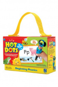 Hot Dots Jr Cards Beginning Phonics
