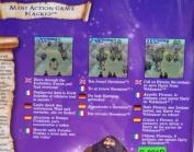 Harry Potter Handheld Mini Action Games Tiger Electronics