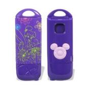 Disney Mix Stick MP3 Player - Tinker Bell 2 Purple