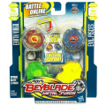 Beyblade Metal Masters Spiral Blitz - Earth Virgo And Evil Pisces